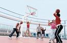 Баскетбол (Basketball Game)