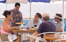 Кафе на палубе (Onboard Cafe)