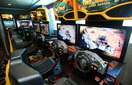 Клуб Х (X Club computer games room)