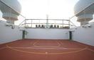 Волейбольный корт (Volleyball court)