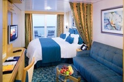 E1 - Deluxe Stateroom With Balcony