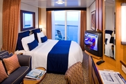 E3 - Deluxe Stateroom With Balcony