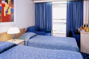 2A - Deluxe Balcony Stateroom