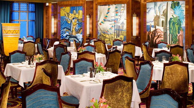 Основной ресторан (Grand Pacific Main Dining Room)