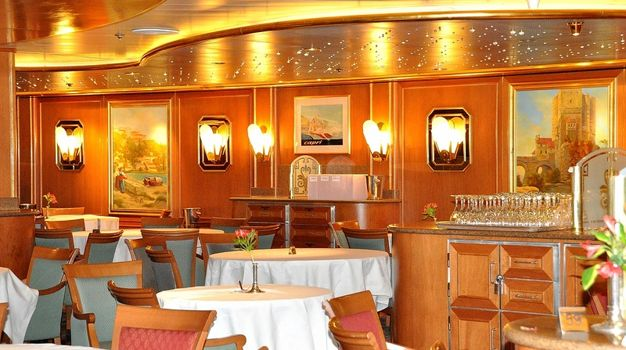 Основной ресторан Capri Dining Room