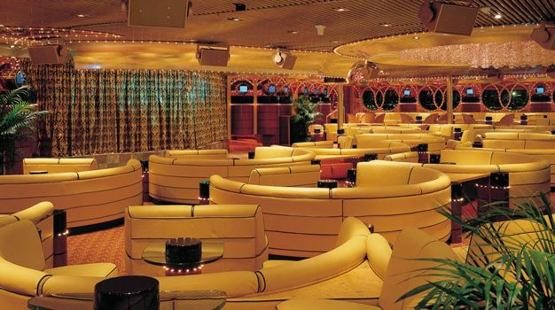 Лаунж Queen Mary Aft Lounge