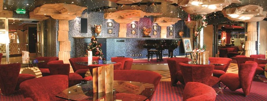 Бар Capo Colonna Piano Bar