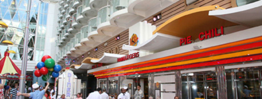 Ресторан Johnny Rockets (Johnny Rockets)
