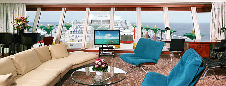 Роскошный сьют Garden Villa (Norwegian Star)