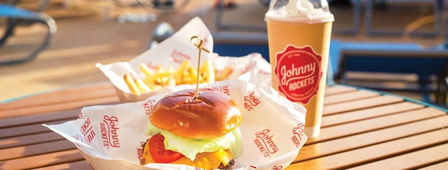 Ресторан Johnny Rockets
