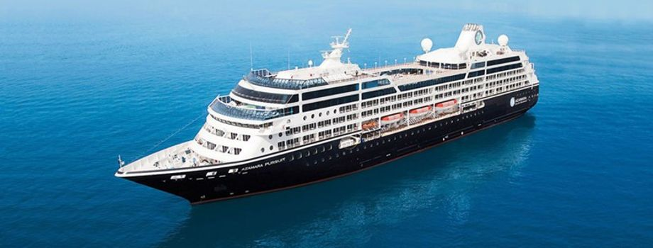 Круизный лайнер Azamara Pursuit