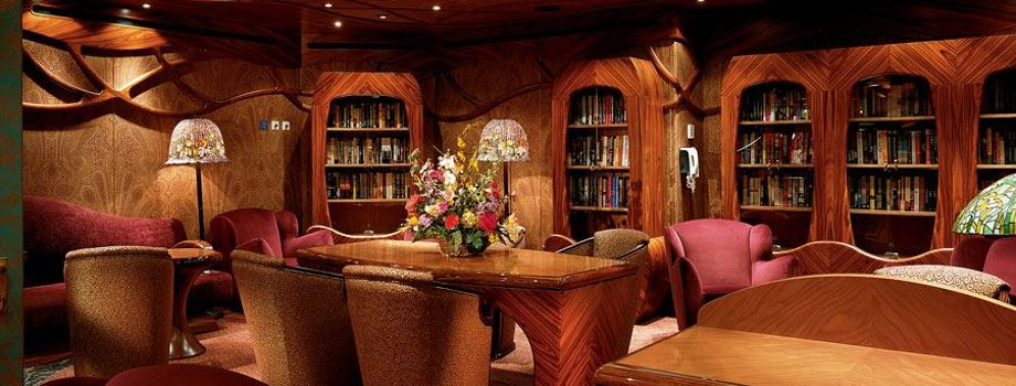 Библиотека The Oak Room Library